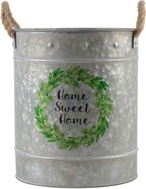 Home Sweet Home Bucket