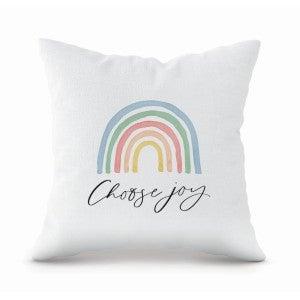 Choose Joy Pillow