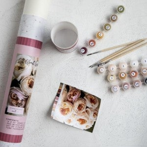 All About Austin Paint by Number Set by Pink Picasso