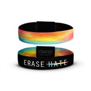 Erase Hate Wristband