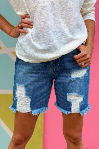 Easy Living Shorts