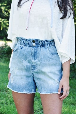 All The Stars High Waisted Shorts