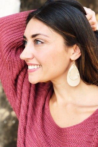 Northern Wind Earring - Gold