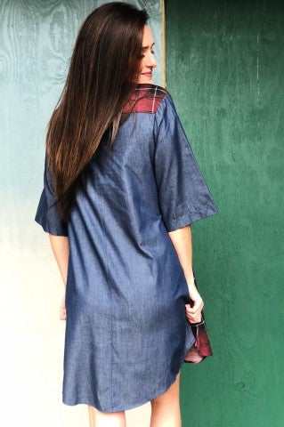 Buffalo Denim Dress