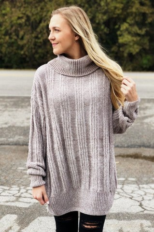 Doorbuster - Sleepyhead Sweater - Light Grey