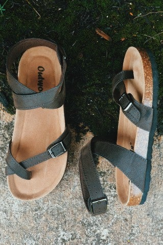 Ocean City Sandal - Brown