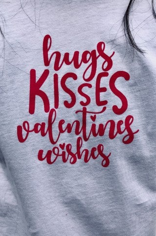 Valentines Wishes Tee