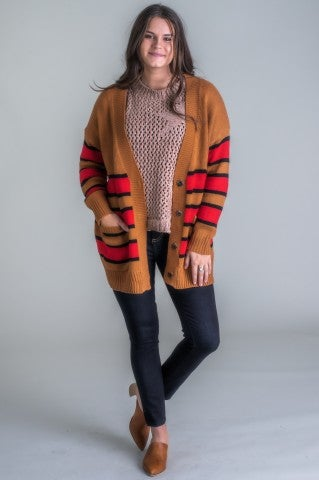 Highway To Happy Cardigan-BF