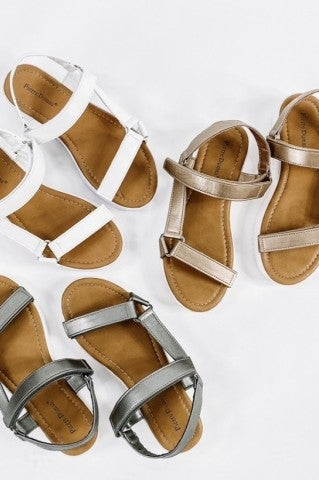 Say My Name Color Sandals