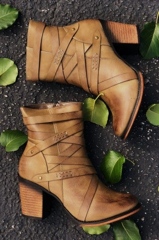 Turkana Boot - Taupe