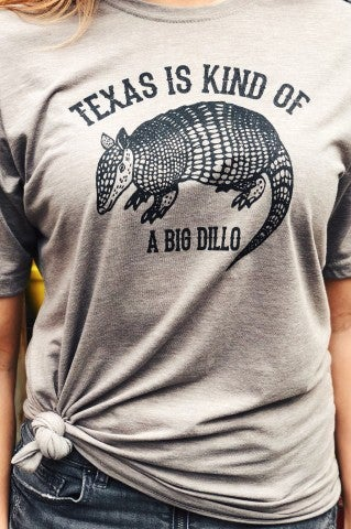 Texas  Is Kinda A Big Dillo