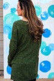 Have It All Sweater -Olive