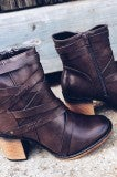 Turkana Boot - Brown