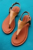 Key West Sandal - Natural