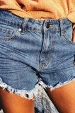 Frayed Ends Shorts