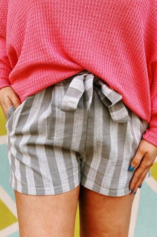 Jerry Stripe Shorts