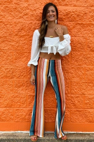 San Francisco Knit Bell Bottoms