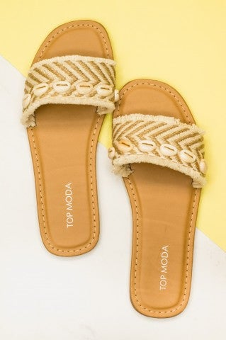 To Turned Sandal