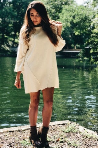 All Yours Tunic Dress