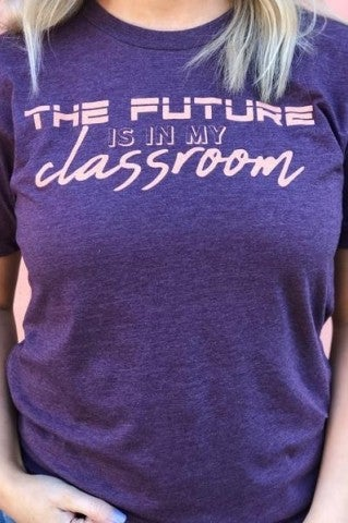 Future Is In My Classroom