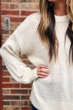 Cole Allan Sweater - Cream