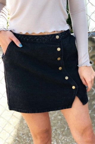 Joan Jett Mini Skirt