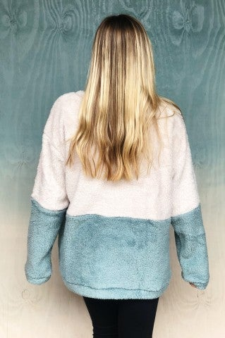 Better Way Sweater - Faded Blue