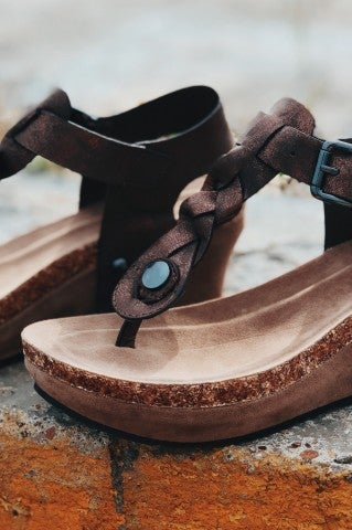 Monterey Bay Wedge - Bronze
