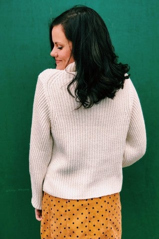 Doorbuster - True To You Sweater - Oatmeal