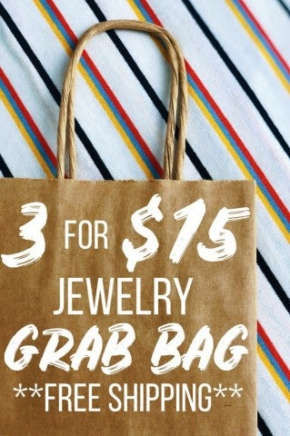 Jewelry Grab Bag 3 for $15