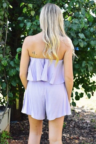 Hold On Tight Romper