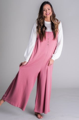 On Chill Jumpsuit