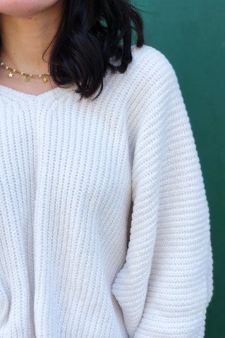 Going Home Sweater - Cream