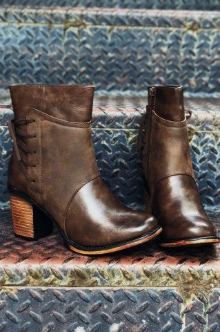 Little Tahoma Bootie - Brown