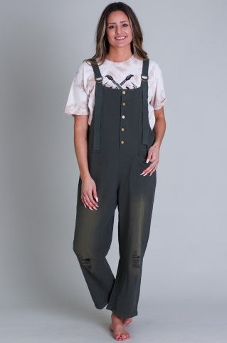 Cool Breeze Overalls