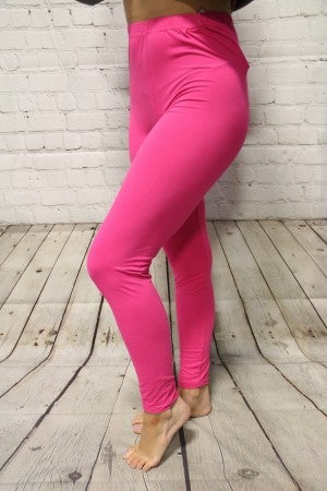 The Paige Super Soft Lined Full Length Leggings - Sizes 4-20