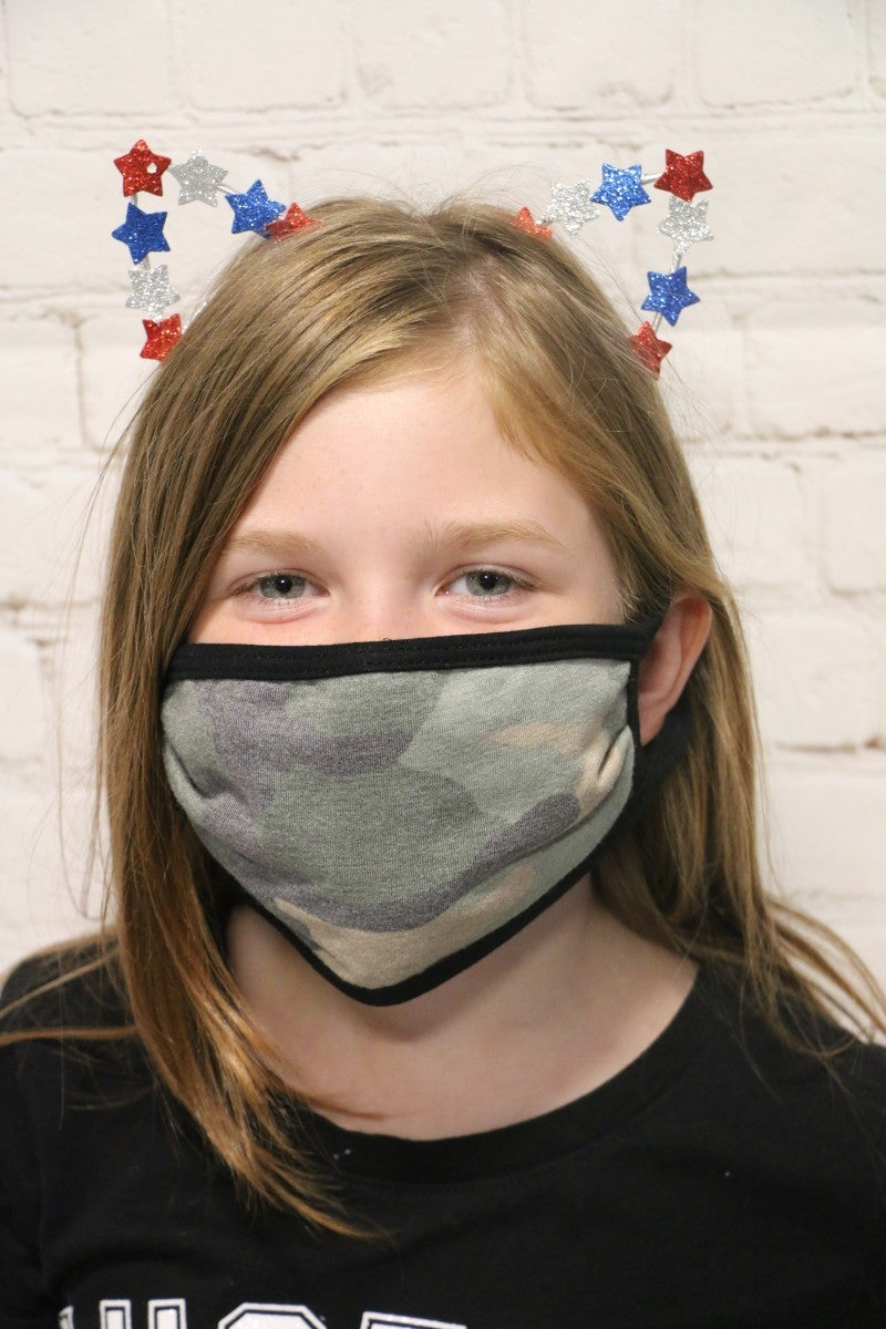 Means A Lot 2-Pack Kids Face Masks in Multiple Prints