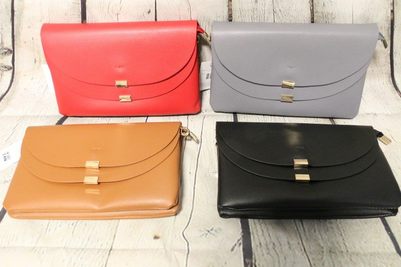 Let Me Be Crossbody Purse In Multiple Colors