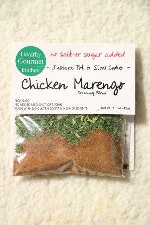 Chicken Marengo Seasoning Blend - 1.5 oz *Final Sale*