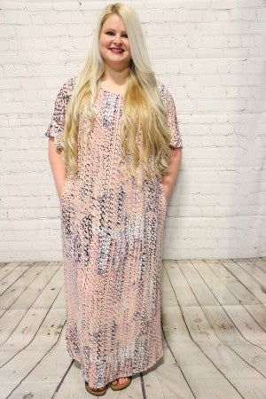 Beautiful Blessing Maxi Dress in Multiple Colors-Sizes-12-20