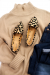 Keep Praying Suede Leopard Loafer Sizes 5.5-10