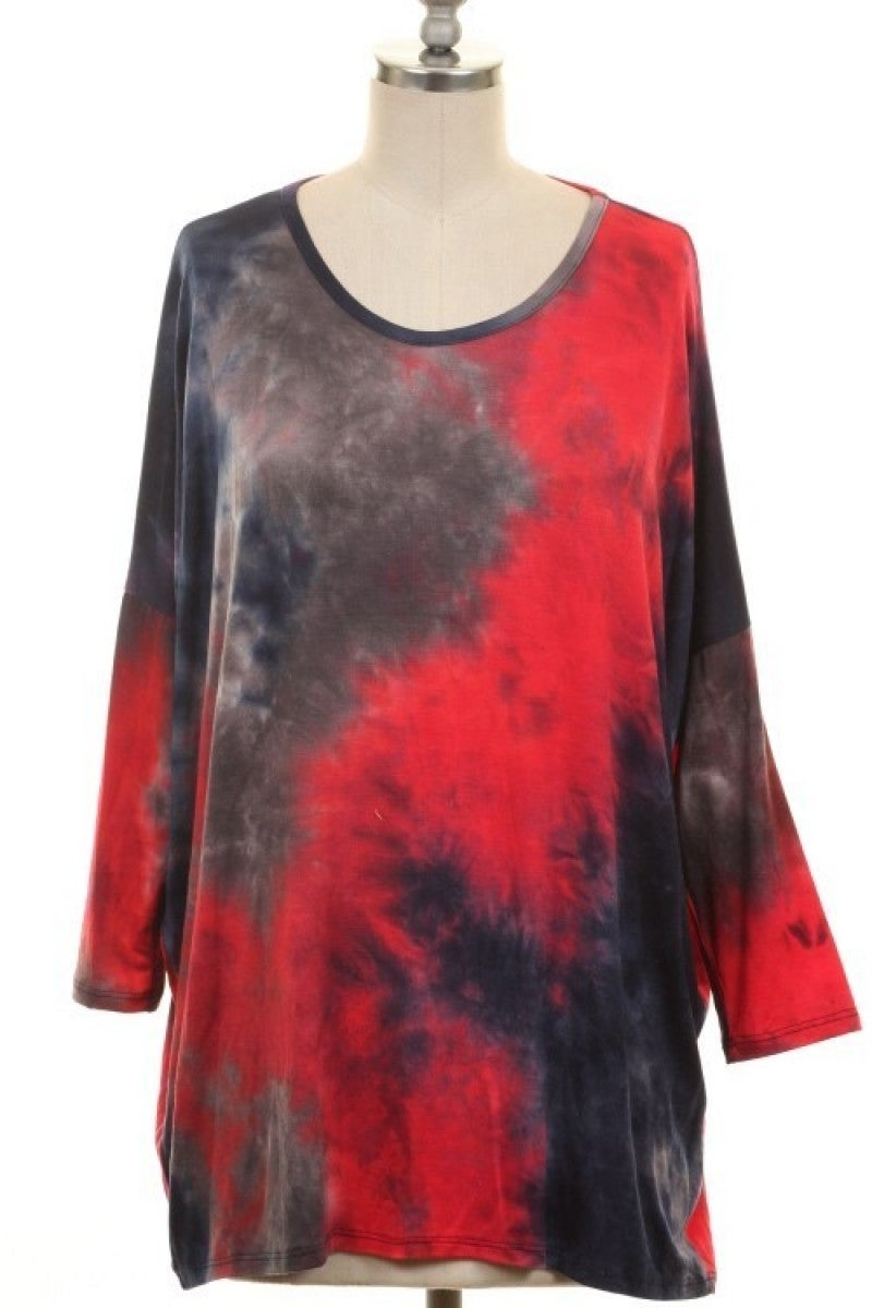 Be The Difference Tie-Dye Top - Sizes 4-10