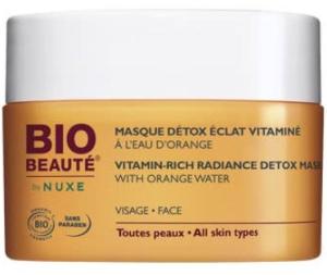 Organic Vitamin-Rich Detox Mask with Orange Water