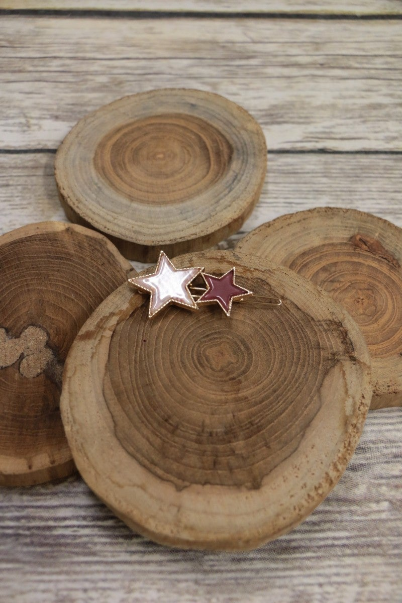 The Brightest Star Hair Clip