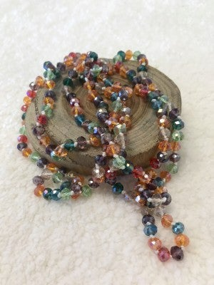 Point Of Perfection Beaded Necklace Fruit Rollup
