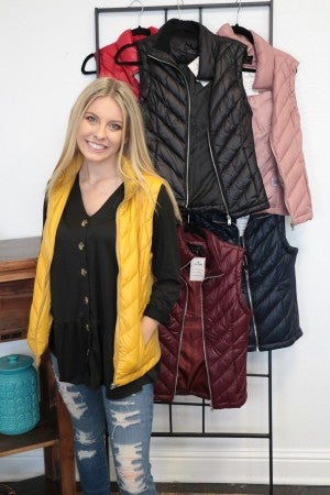 I've Got a Ways to Go Vest in Multiple Colors Sizes 4-10