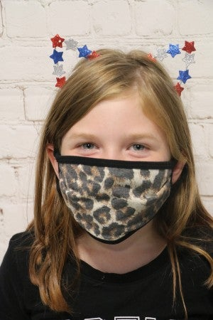 Means A Lot 2-Pack Kids Face Masks in Multiple Prints