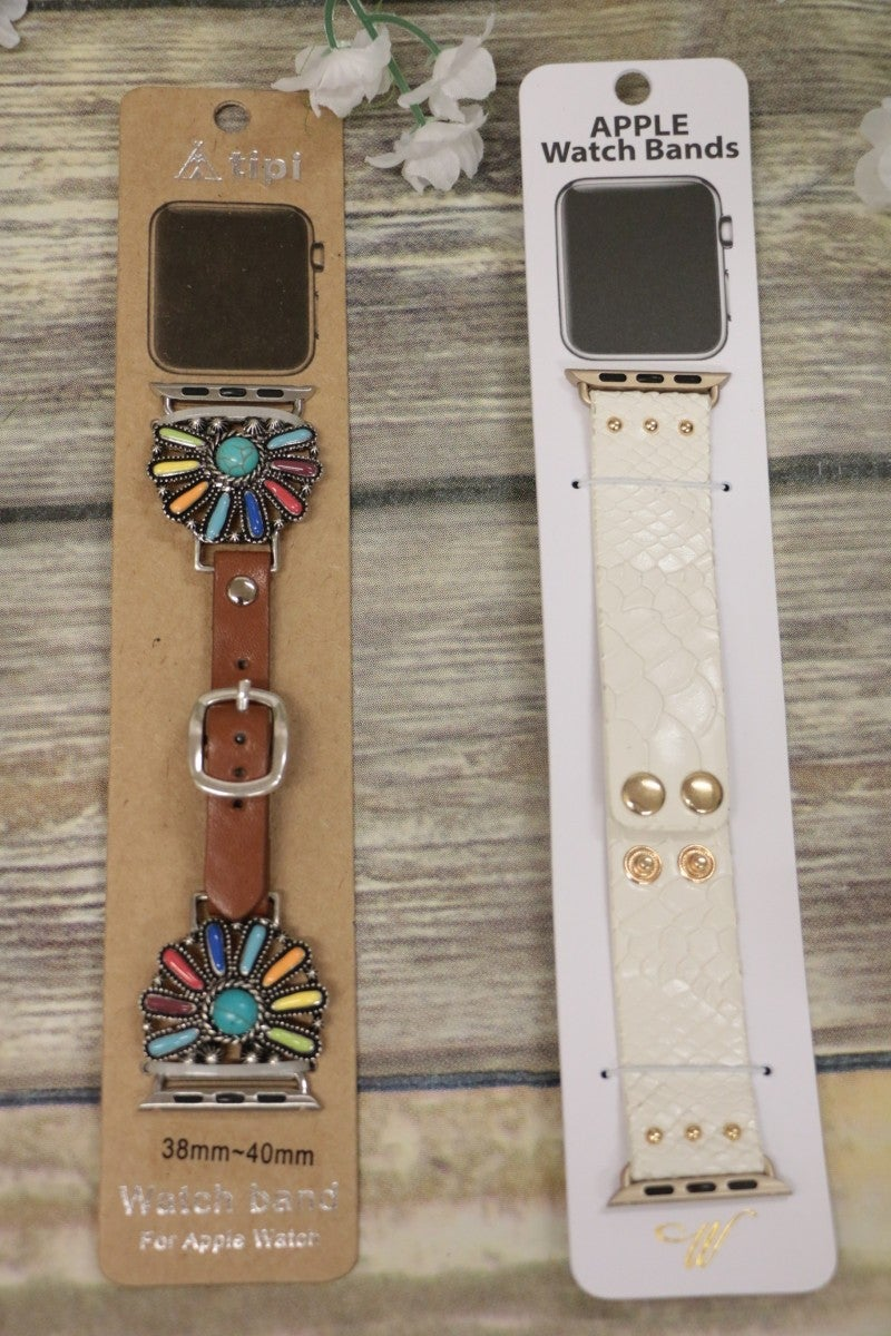 Cute & Fun Apple Watch Bands - Multiple Colors