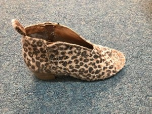 VERY G JANE LEOPARD SHOE