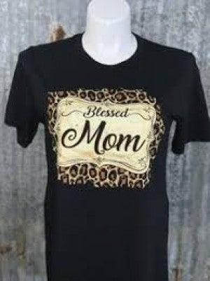 Sassy Frass Blessed Mom